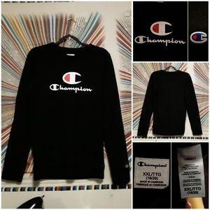 Champion Unisex/ Womens age 18-20 XXL Sweatshirt